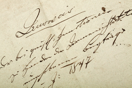 penman: Handwritten text pattern as background or as wallpaper