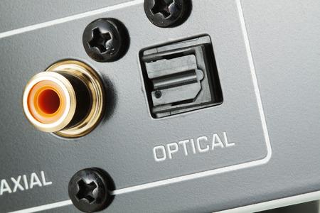 output: Digital optical sound output on hi-fi system