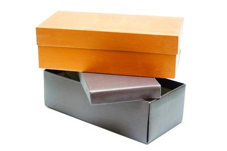 shoe boxes: Cajas de zapatos