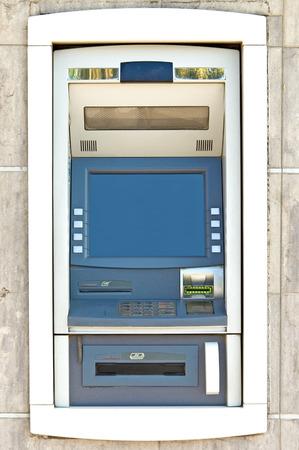 dispense: Muro dispensador de efectivo
