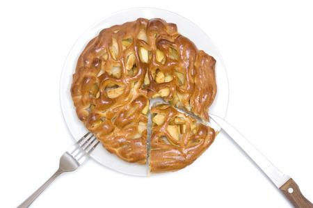 appetizing: Appetizing pie