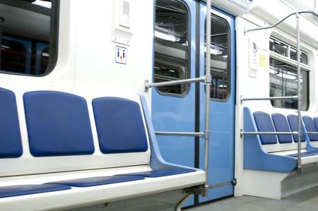 U-Bahn-Fahrzeug Standard-Bild - 26717020