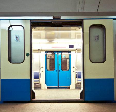 U-Bahn Standard-Bild - 26717142
