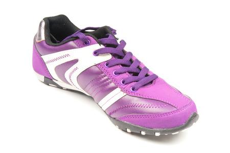 sport shoe: Sport shoe closeup