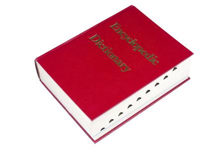 encyclopedic: Encyclopedic dictionary