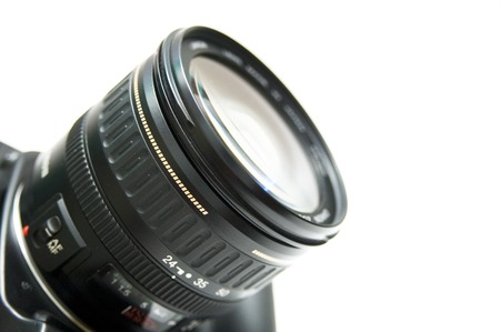 shootting: Camera lens