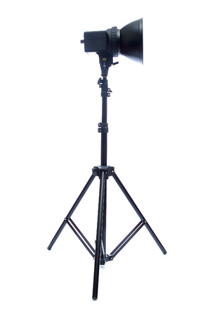 reflector: Strobe with reflector