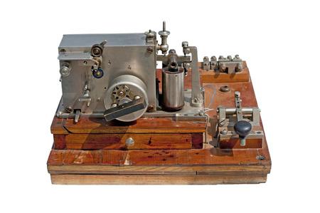telegraaf: Telegraaf op wit