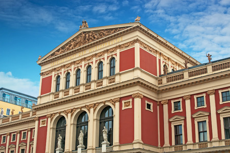 Wiener Musikverein (Viennese Music Association)