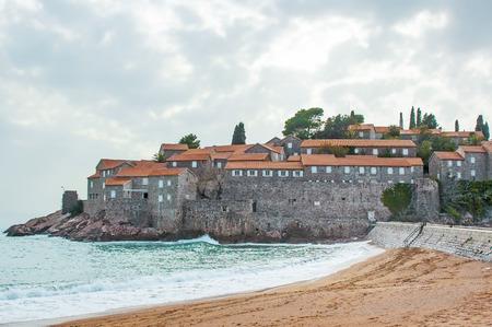 sveti: Island of Sveti Stefan, Montenegro