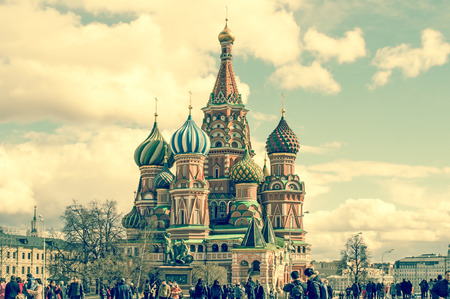 st  basil: St. Basil Cathedral in Moscow