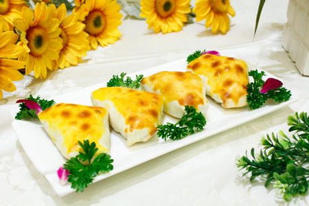 baked: Baked buns