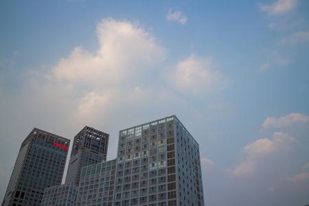 world trade center: china world trade center