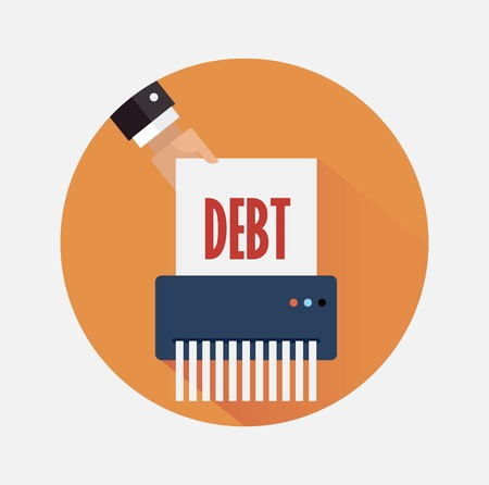 shredded: Business strategy for debt elimination