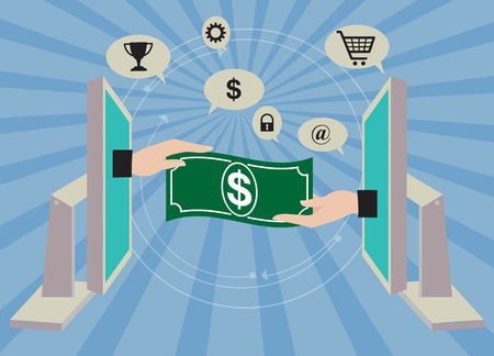 E-commerce concepto