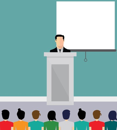successful business: Business presentation