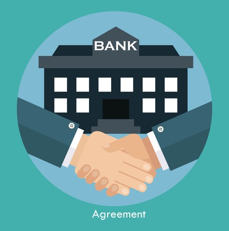 bank: Partnership in business