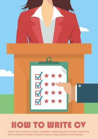 list of successful candidates: Job candidate assessment