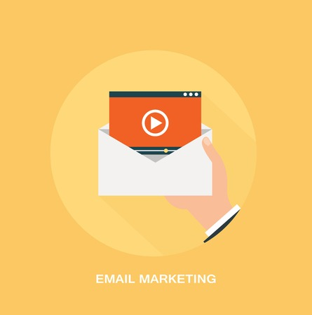 Video marketing and promotion concept