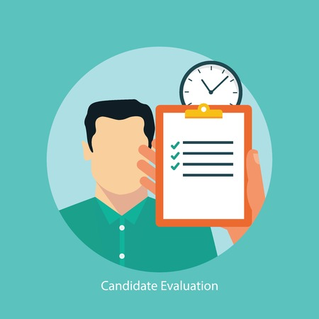 candidate: Job candidate assessment