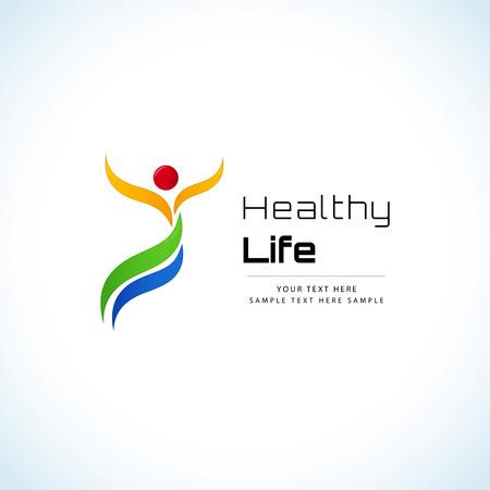 forme et sante: Concept de mode de vie sain