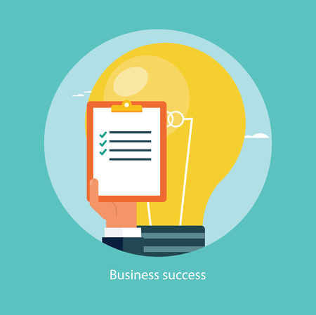 inovation: Project evaluation Illustration