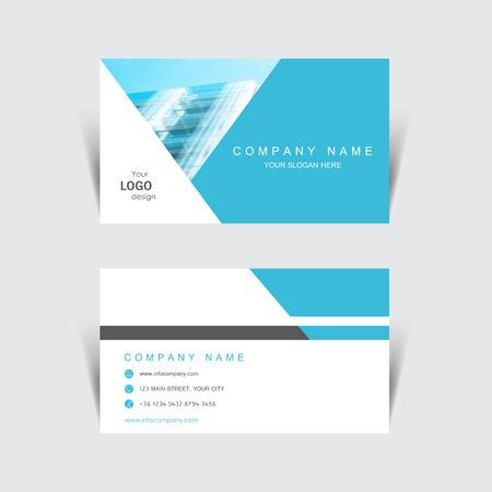 Business card print template design vector illustration stationery business card print template design vector illustration stationery business design visiting cards set design colourmoves