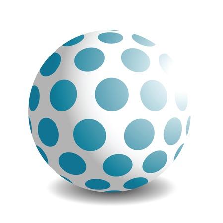 Toy ball Stock Vector - 6135006