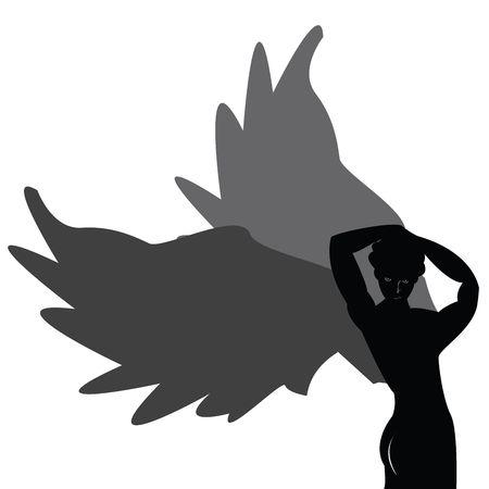 archangel: Archangel Stock Photo