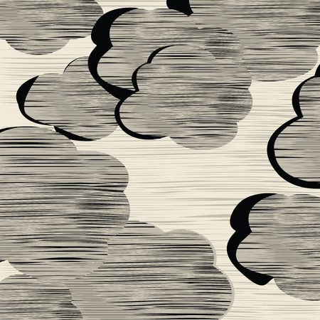 Clouds texture, background sketch of storm clouds Stock Photo - 6197462