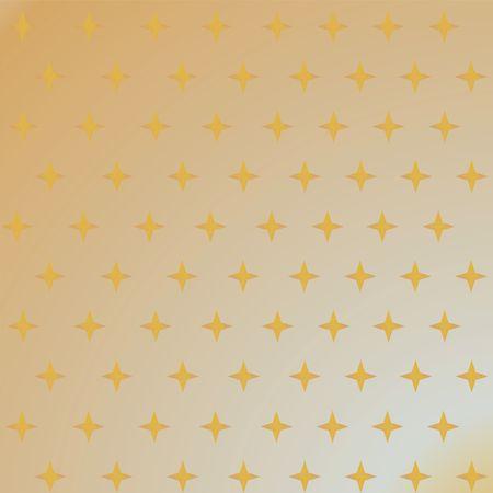 Golden texture, illustration Stock Illustration - 6195696