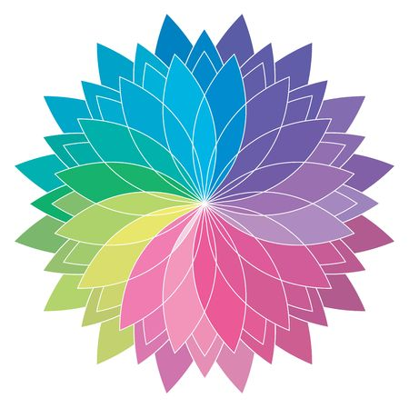 color wheel for your design Stock Photo - 6196587