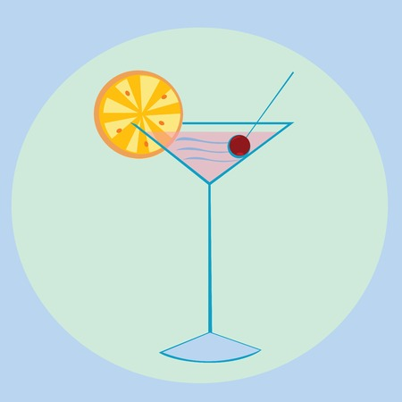 daiquiri: Cocktail illustration