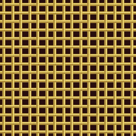 Background with golden bars Illustration