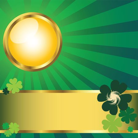 Card for St. Patrick's Day Stock Photo - 6528264