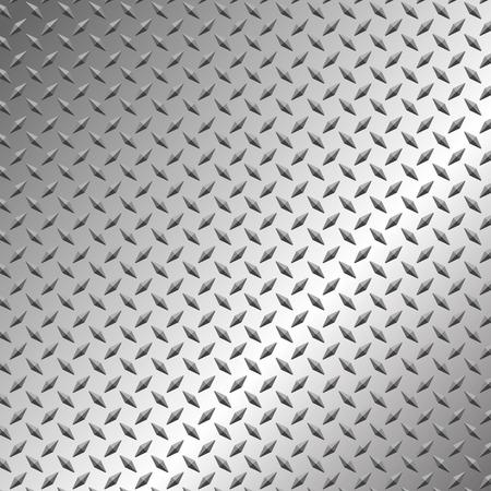 steel construction: Diamante rubare trama Vettoriali