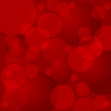 wallpape: Background with red circles