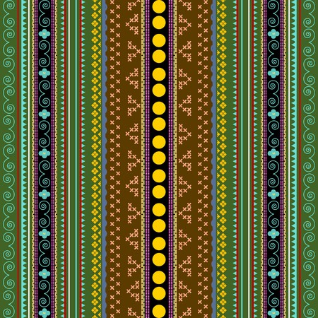 Background with traditional african design photo