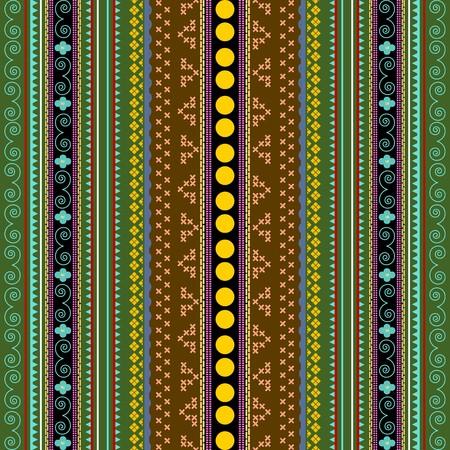 entwine: Sfondo con il tradizionale africana design