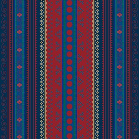 entwine: Background con ornamenti africani, pattern