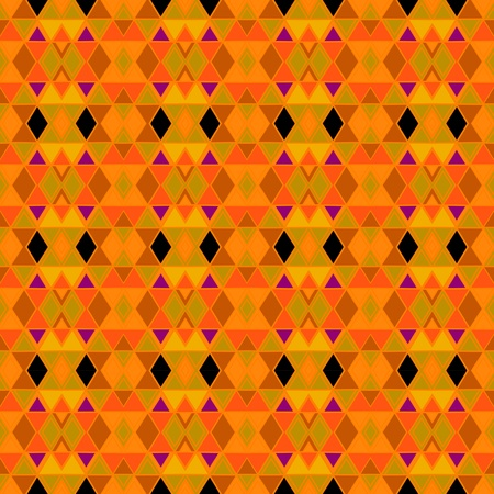 Triangle abstract background, seamless pattern Vector