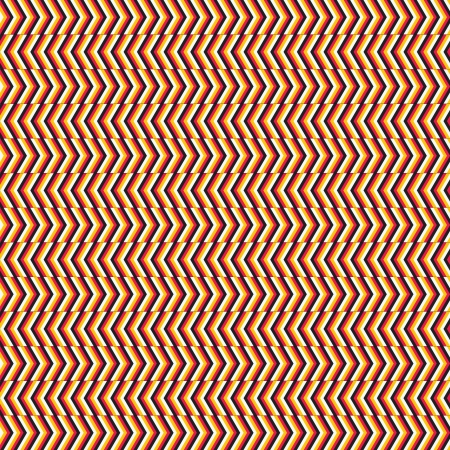 Optical illusion background, graphic art Vector