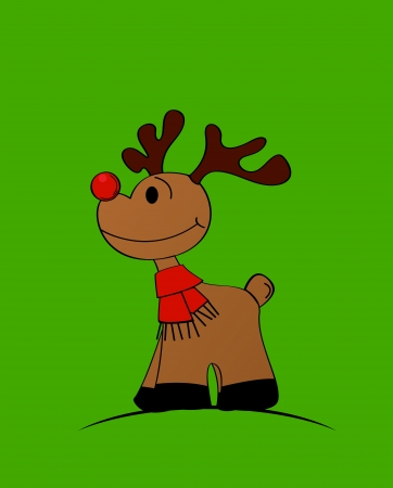 rudolph the red nose reindeer: Rudolph The Red-nosed Reindeer
