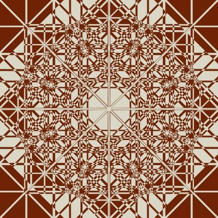 Abstract background illustration, op art design Stock Vector - 17200115