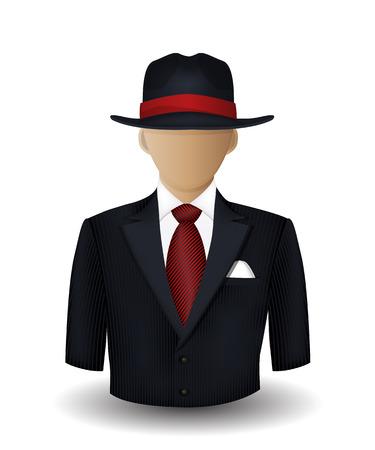 secret identities: Mobster avatar