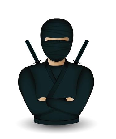 ninja: Ninja warrior avatar