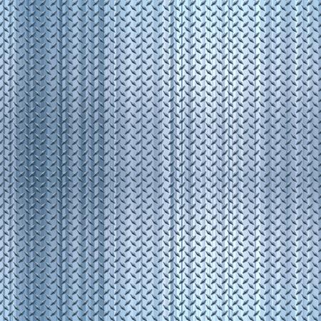 Metal plate seamless vector texture Illustration
