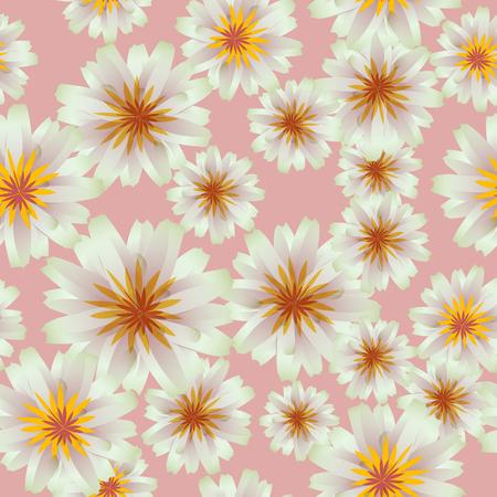 patten: Seamless water Lily patten design