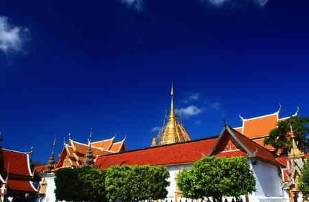 doi: The beautiful Doi Suthep Stock Photo