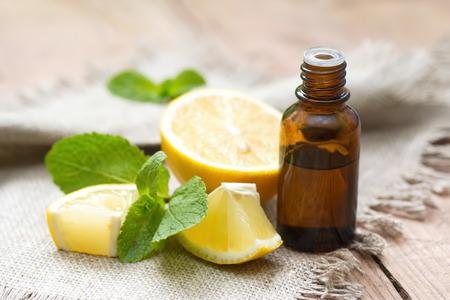 Essential aroma oi Stock Photo